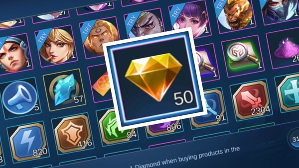 Event Baru Diamond Kuning di Mobile Legends, Kalian tahu?